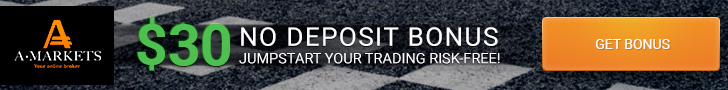 AMarkets bonus no deposit