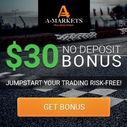 $30 NO DEPOSIT WELCOME BONUS FOREX